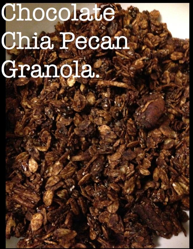 picture of granola