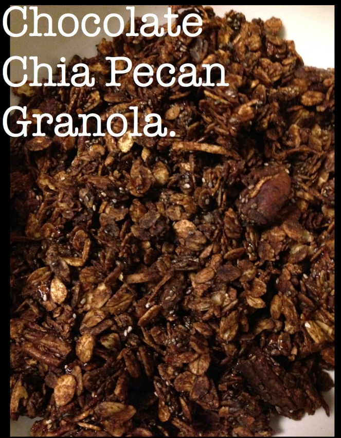 picture of granola